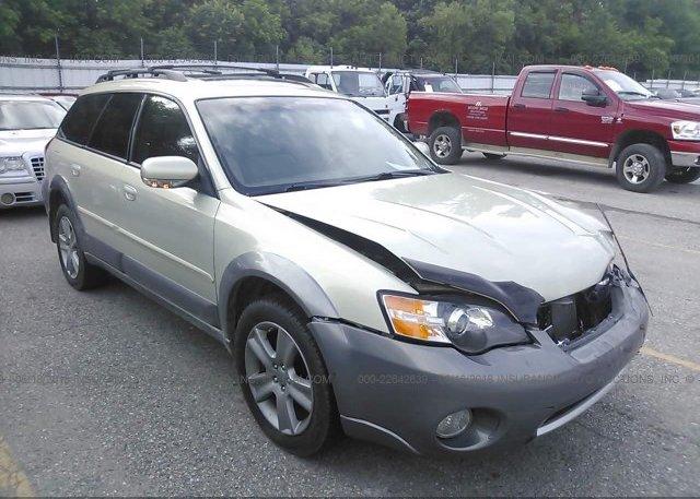 Inventory #725236714 2005 Subaru LEGACY
