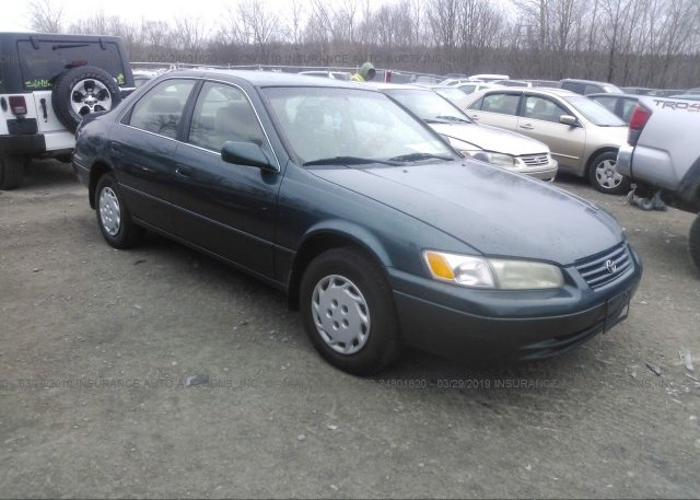 Inventory #344417718 1998 Toyota CAMRY
