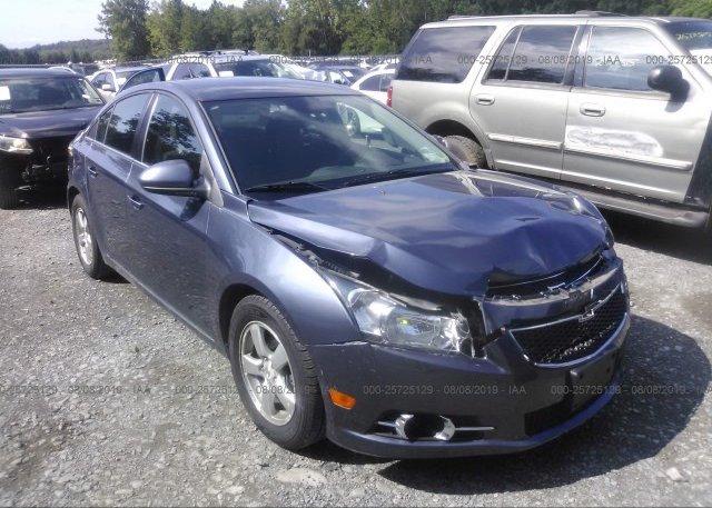 Inventory #920985284 2014 Chevrolet CRUZE