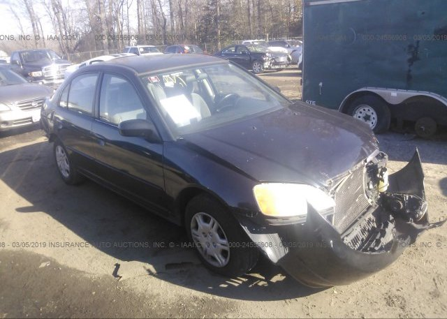 Inventory #676101317 2001 Honda CIVIC