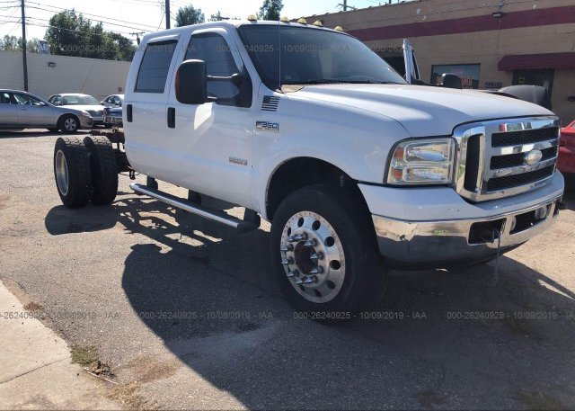 Inventory #272185398 2005 FORD F350