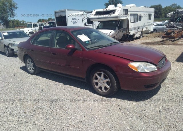 Inventory #367598713 2007 FORD TAURUS