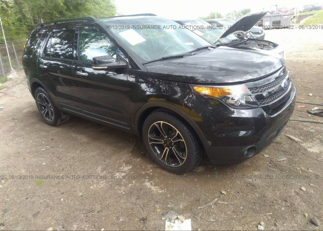 Inventory #505328618 2013 FORD EXPLORER