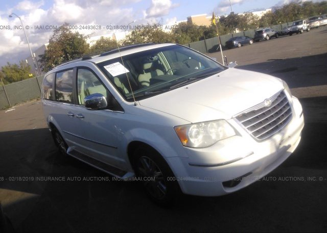 Inventory #672320199 2008 Chrysler TOWN & COUNTRY