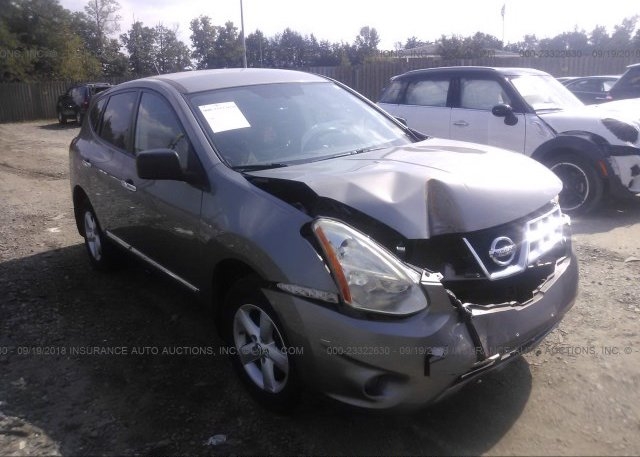 Inventory #773482160 2012 Nissan ROGUE