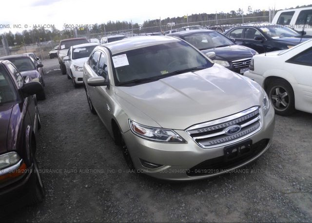 Inventory #372440085 2011 FORD TAURUS