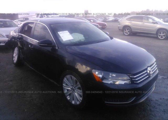 Inventory #136629175 2012 Volkswagen PASSAT