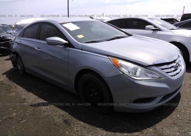 Inventory #190646156 2012 Hyundai SONATA