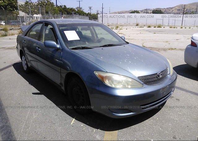 Inventory #510883641 2003 Toyota CAMRY