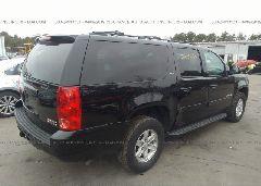2013 GMC YUKON XL - 1GKS2KE71DR341465 rear view