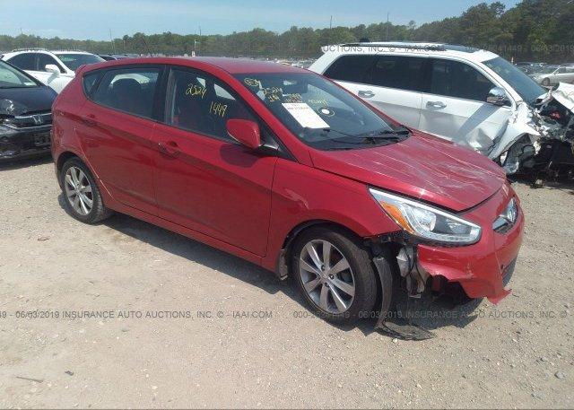 Inventory #660785078 2014 Hyundai ACCENT