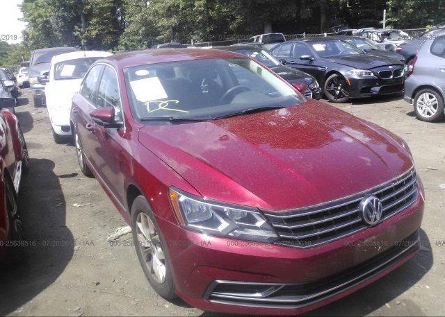 Inventory #509414224 2016 Volkswagen PASSAT