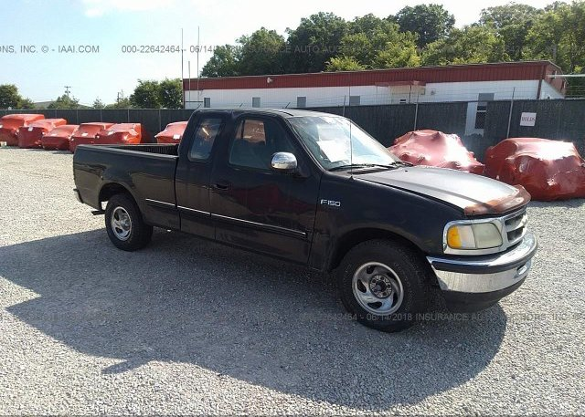 Inventory #673785825 1997 FORD F150