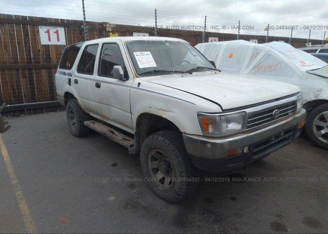Inventory #593139404 1993 Toyota 4RUNNER