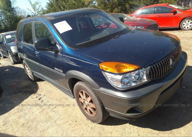 Inventory #765494797 2002 Buick RENDEZVOUS