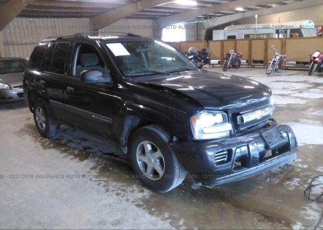 Inventory #718424599 2004 Chevrolet TRAILBLAZER