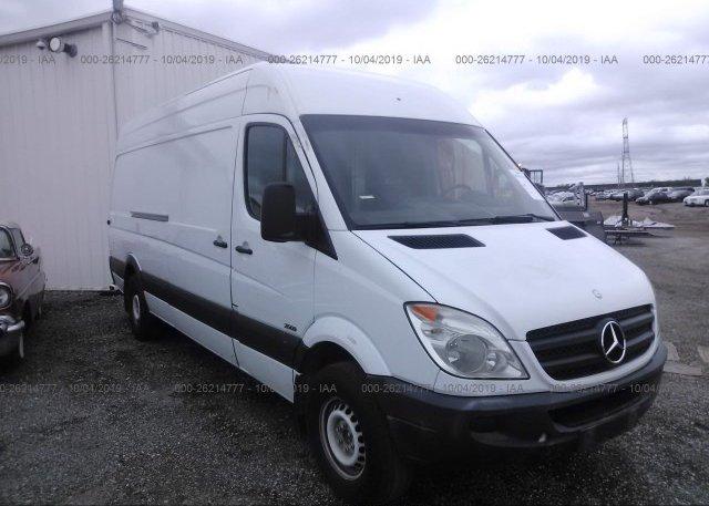 Inventory #154860132 2012 Mercedes-benz SPRINTER