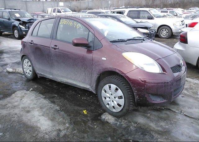Inventory #738368376 2009 Toyota YARIS