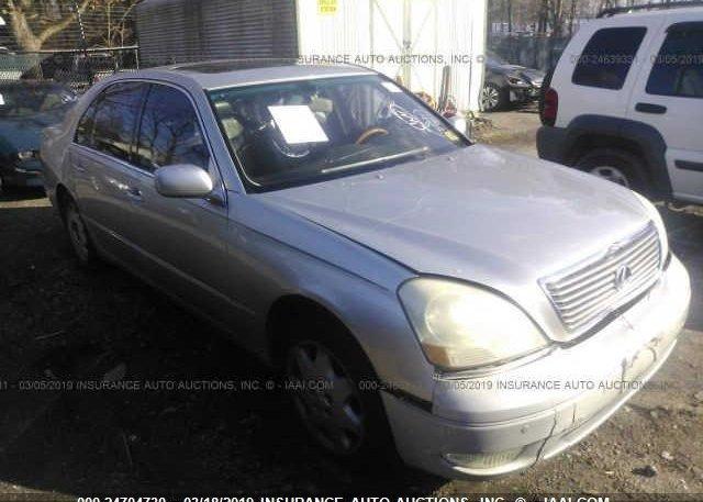 Inventory #529830623 2003 LEXUS LS