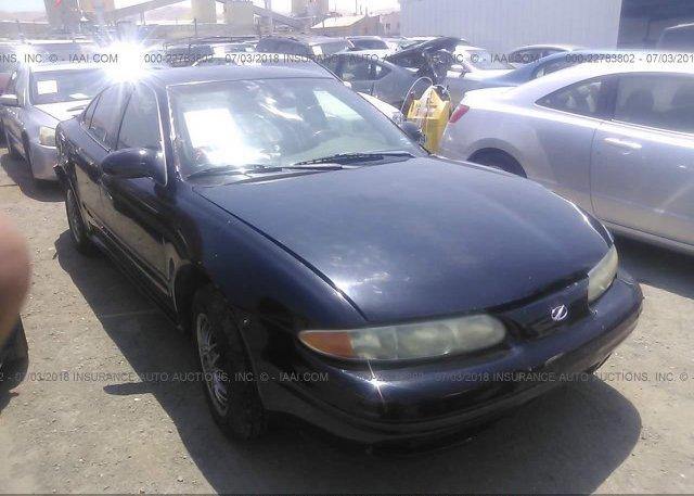 Inventory #677127504 2002 Oldsmobile ALERO
