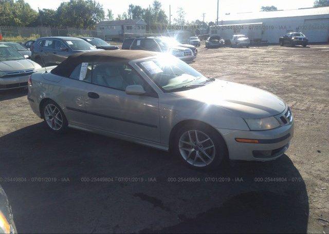 Inventory #489340342 2005 Saab 9-3