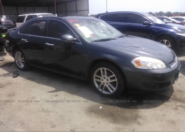 Inventory #739070392 2013 Chevrolet IMPALA