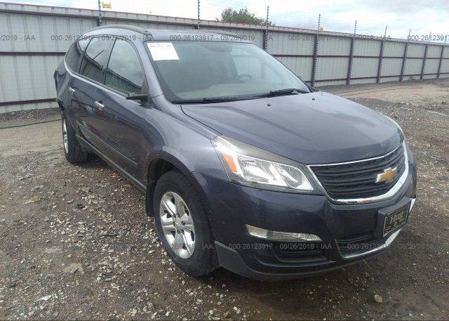 Inventory #299030673 2013 Chevrolet TRAVERSE