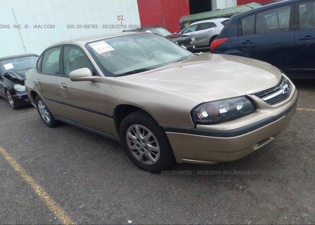 Inventory #354670752 2004 Chevrolet IMPALA