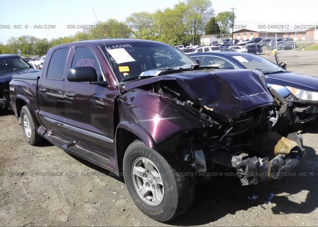 Inventory #620744599 2005 Dodge DAKOTA