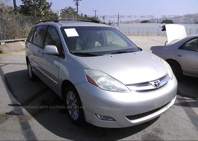 Inventory #254237161 2008 Toyota SIENNA