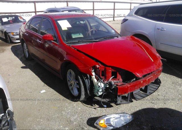 Inventory #333748397 2009 Chevrolet IMPALA