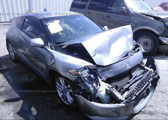 Inventory #734651555 2011 Honda CR-Z