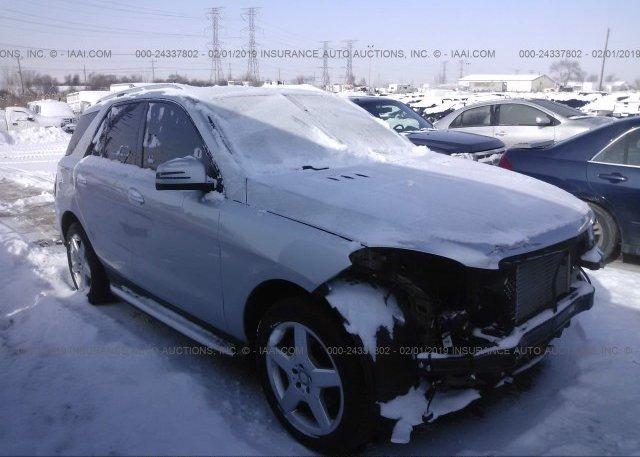 Inventory #531496045 2013 Mercedes-benz ML