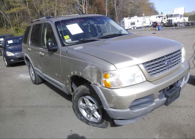 Inventory #703781464 2002 FORD EXPLORER