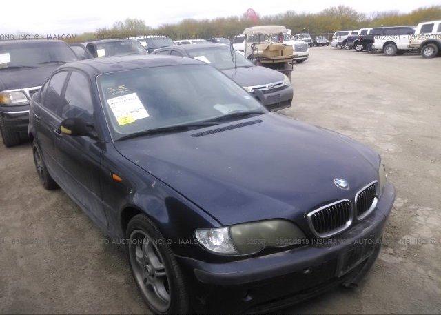 Inventory #651990630 2002 BMW 325