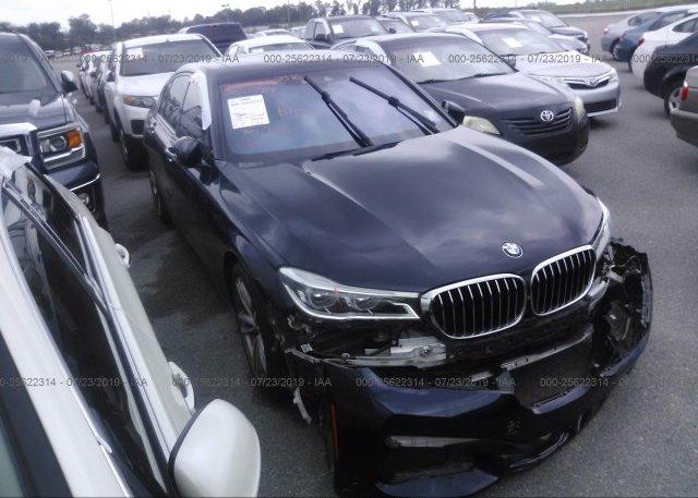 Inventory #817409403 2016 BMW 750