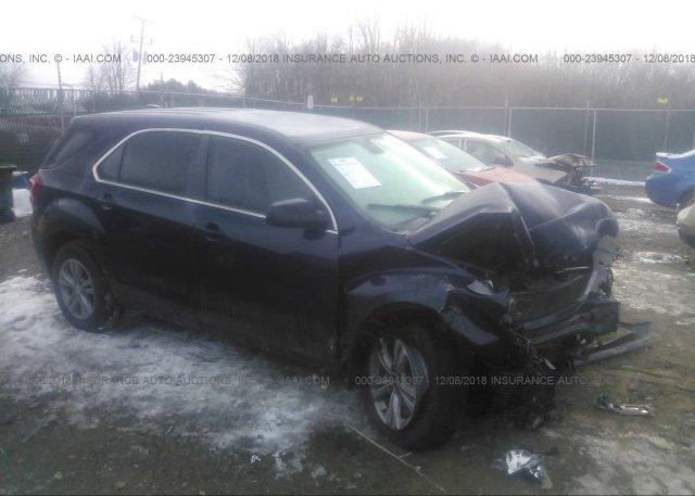 Inventory #173837067 2016 Chevrolet EQUINOX