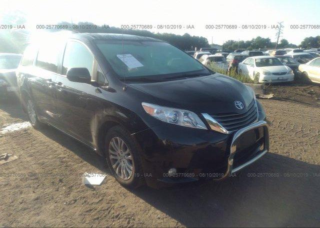 Inventory #936417900 2012 Toyota SIENNA