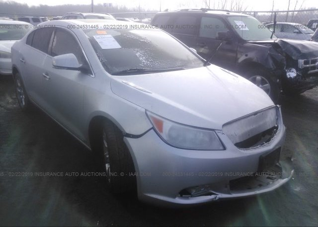 Inventory #524501441 2010 Buick LACROSSE