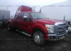 2012 FORD F450 - 1FT8W4DTXCEC91708 Left View