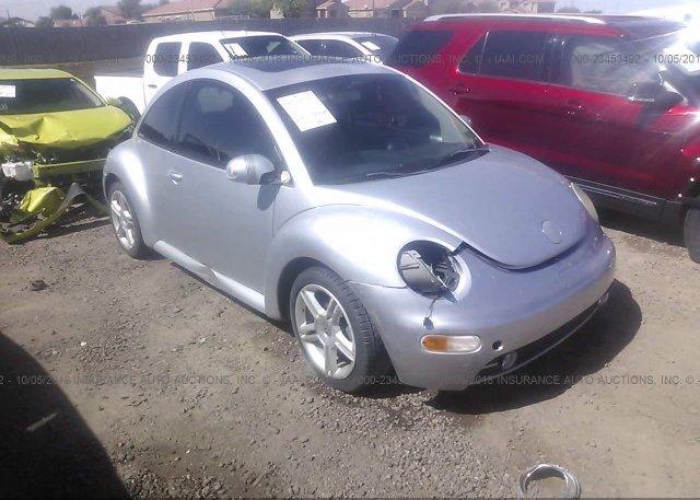 Inventory #122910935 2005 Volkswagen NEW BEETLE