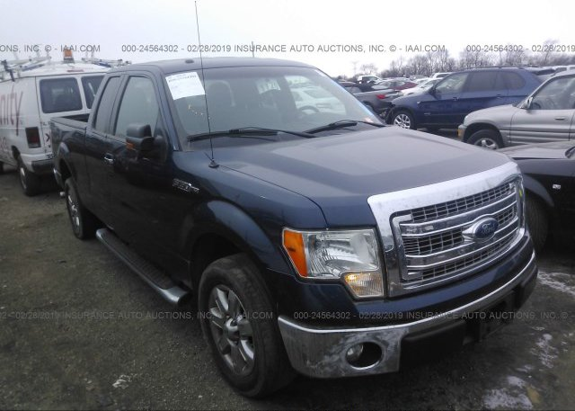 Inventory #783346922 2013 FORD F150