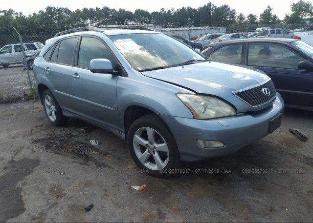 Inventory #659981399 2005 Lexus RX