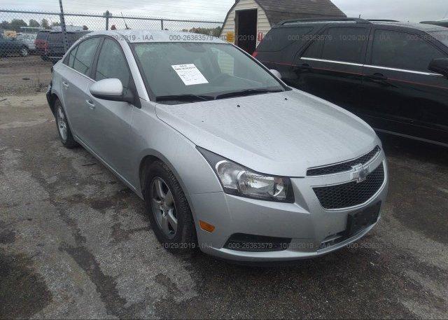 Inventory #723276886 2014 Chevrolet CRUZE