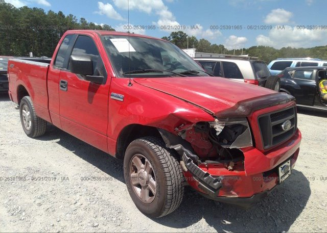 Inventory #819757186 2005 FORD F150