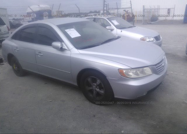Inventory #184623420 2007 Hyundai AZERA