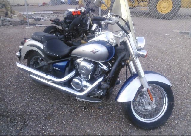 Inventory #740871101 2008 Kawasaki VN900