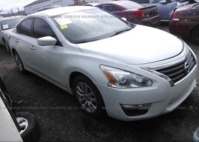 Inventory #510744041 2014 Nissan ALTIMA