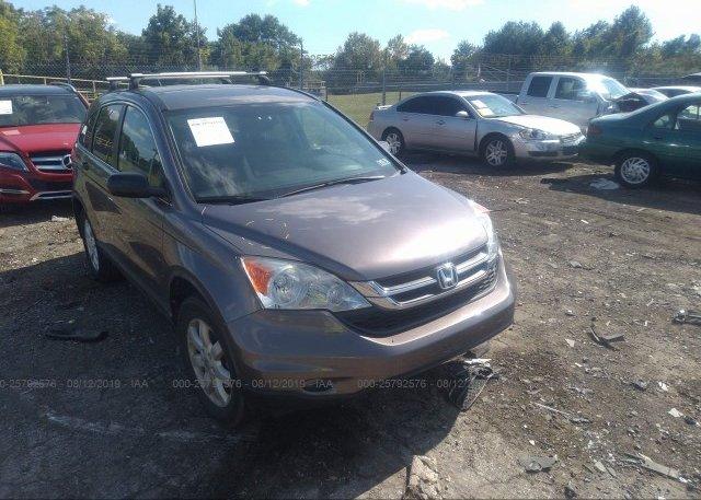 Inventory #548352521 2011 Honda CR-V