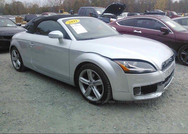 Inventory #626535358 2011 AUDI TT